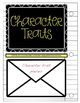 Character Trait Interactive Posters and Interactive Notebo