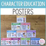 Character Trait Posters (Growing Bundle)