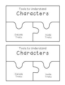 Character Trait Puzzle