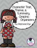 Character Trait, Theme, Author's Message and Summary Graph