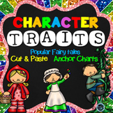 Character Traits Fairy Tale Theme (NO PREP)