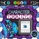 The Rainbow Fish Character Traits (NO PREP)