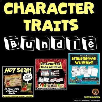Character Traits and Analysis Bundle