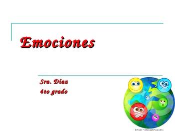 Character Traits - Emotions/Feelings