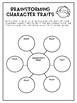 Character Traits Explanatory Essay Packet