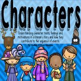Character Traits, Feelings and Motivations