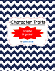 Finding Character Traits: Graphic Organizer {ANY BOOK}