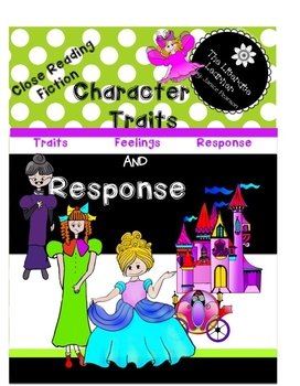 Character Traits and Responses 2nd and 3rd Grades