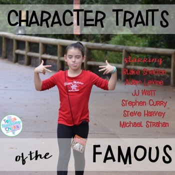 Character Traits of the Famous