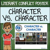 Character vs. Character - Man vs. Man Poster in a Storyboard