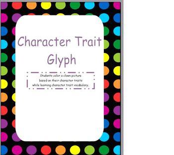 Character Trait Glyph!