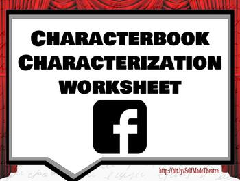 Characterization Worksheet