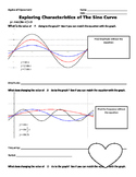 Characteristics of the Sine Curve