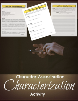 Characterization & Fatal Flaws: Literary Elements & Analys