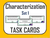 Characterization Task Cards Set 1 (Direct / Indirect Chara