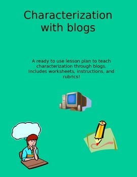 Characterization with Blogs