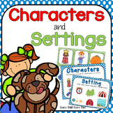 Characters and Settings