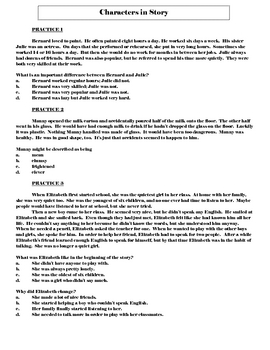 Authors Point Of View Worksheets - Rringband
