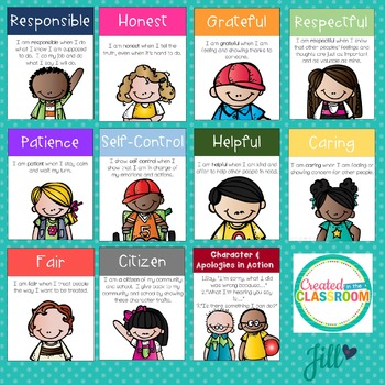 Characters in the Classroom - Character Education