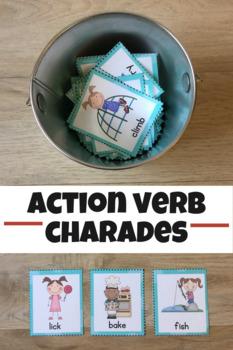 Verbs - Charades Anyone?
