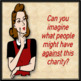 Charity – it's not as clear cut as you think, Conversation