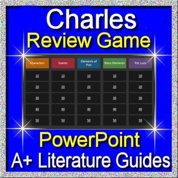 Charles Review Game - Shirley Jackson's Short Story