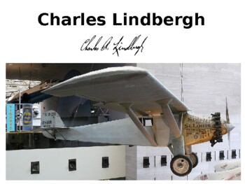 Charles Lindbergh History and Quiz
