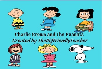 Charlie Brown and the Peanuts Clip Art