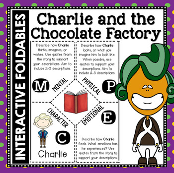 Charlie and the Chocolate Factory: Reading and Writing Int