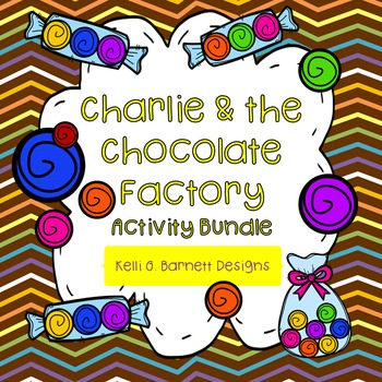Charlie and the Chocolate Factory Novel Study Printable Ac