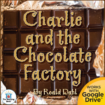 Charlie and the Chocolate Factory Novel Study CD