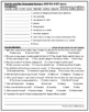 Charlie and the Chocolate Factory Quiz 2 (Ch. 11-20)