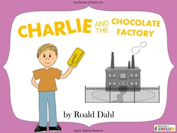 Charlie and the Chocolate Factory Teaching Unit