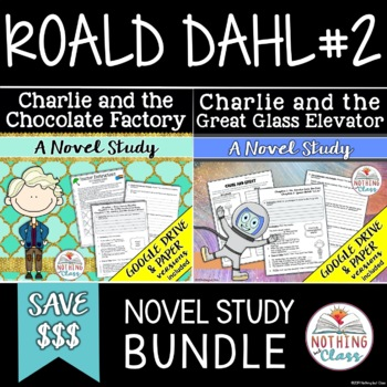 Charlie and the Chocolate Factory and the Great Glass Elev
