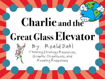 Charlie and the Great Glass Elevator by Roald Dahl: A Comp