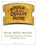 Charlie & the Chocolate Factory ~ Movie Questions & Extend
