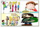 Reading Comprehension Picture Match Story (1st-2nd Grade R