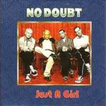 """Charlotte Perkins Gilman: Song - """"I'm Just a Girl"""" by No Doubt"""