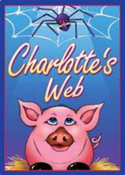 Charlotte's Web Booklets for Chapters 6-10
