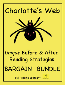 Charlotte's Web Bundle: Unique (Before & After) Strategies