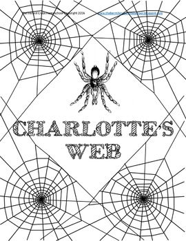 Charlotte's Web Lap Book