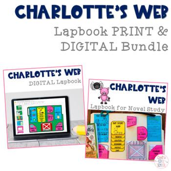 Charlotte's Web Lapbook for Novel Study