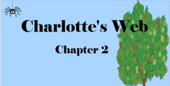 Charlotte's Web Chapter 2 Mimio & More