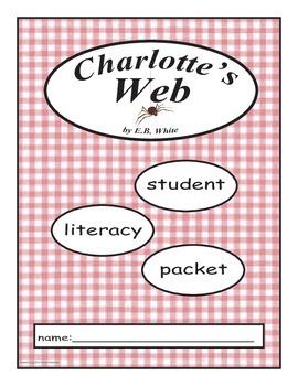 Charlotte's Web Literacy Packet