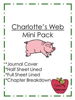 Charlotte's Web Mini Pack
