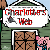 Charlotte's Web Unit from Teacher's Clubhouse