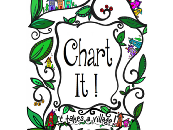 Chart It! organizational record keeping tool
