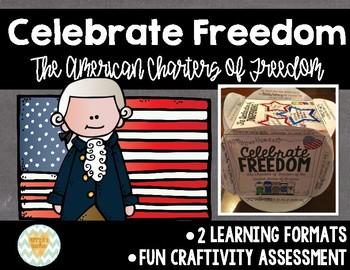 Charters of Freedom - Declaration of Independence, Constit