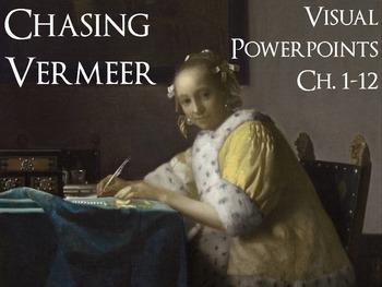 Chasing Vermeer Ch. 1-12 Powerpoints
