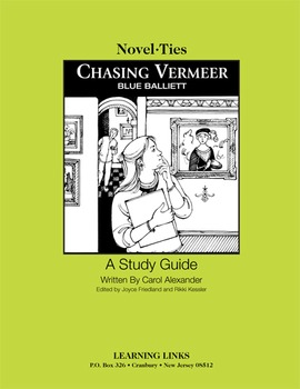 Chasing Vermeer - Novel-Ties Study Guide